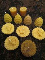 COURSE - Beeswax Candle Making - date coming soon