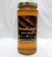 Absolutely Pure Wildflower Honey 500g